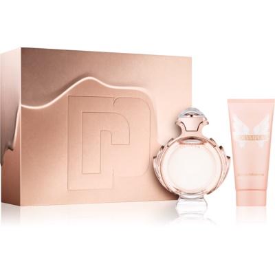 Paco Rabanne Olympéa Gift Set  XII.  Eau de Parfum 80 ml + Body Lotion  100 ml