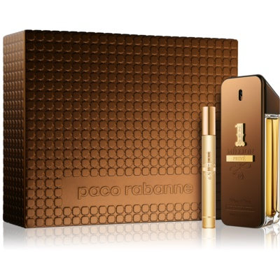 Paco Rabanne 1 Million Privé poklon set I.  parfemska voda 100 ml + parfemska voda 10 ml