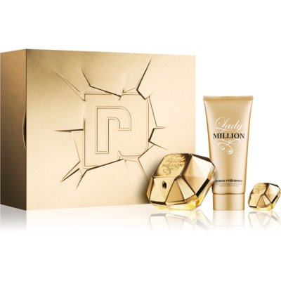 Paco Rabanne Lady Million coffret I.