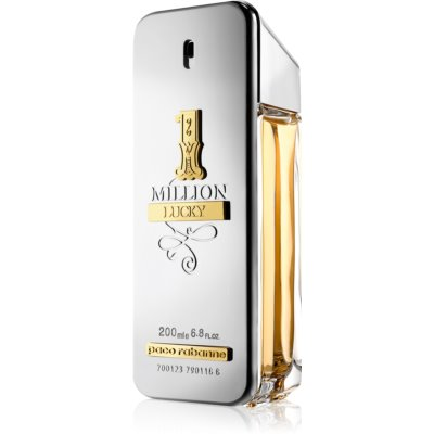 Paco Rabanne 1 Million Lucky Eau de Toilette for Men