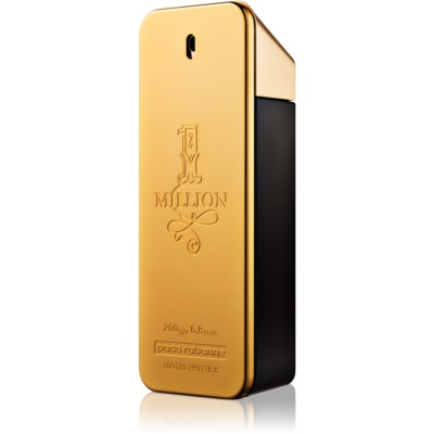 Paco Rabanne 1 Million Eau de Toilette for Men 200 ml