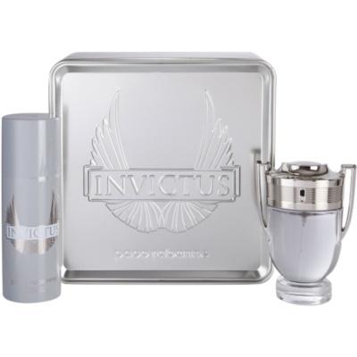 Paco Rabanne Invictus Gift Set III