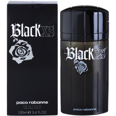 Paco Rabanne Black XS  woda toaletowa dla mężczyzn