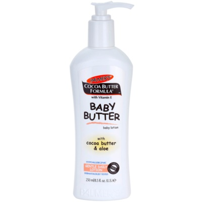 Palmer's Baby Cocoa Butter Formula hypoallergenic body lotion With Vitamine E