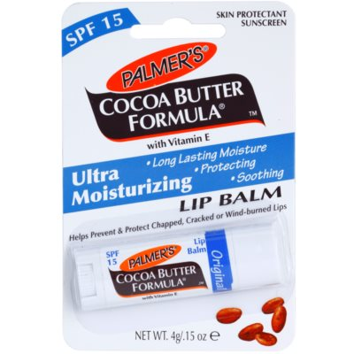 feuchtigkeitsspendendes Lippenbalsam LSF 15