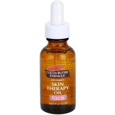 pflegendes Öl gegen Hautalterung