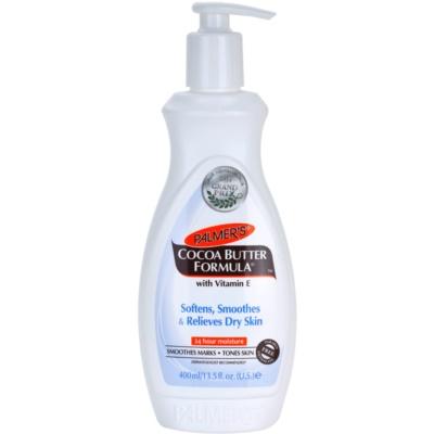 Palmer's Hand & Body Cocoa Butter Formula balsamo corpo ammorbidente per lisciare la pelle secca