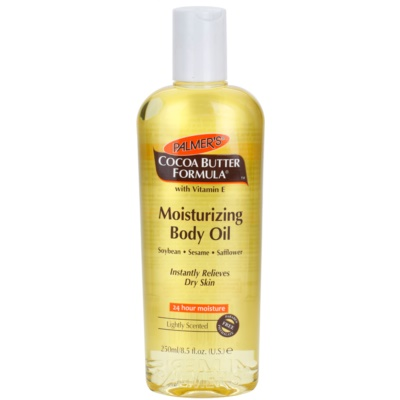 Moisturizing Body Oil For Dry Skin