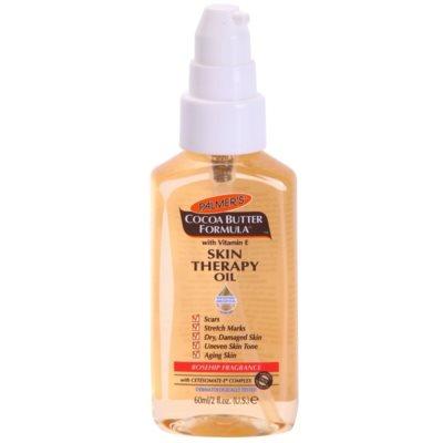 multifunkční suchý olej na tělo a obličej s vůní šípku