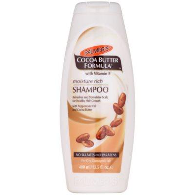 champô hidratante e nutritivo para um crescimento saudável do cabelo