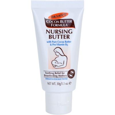výživné máslo na bradavky pro kojící ženy