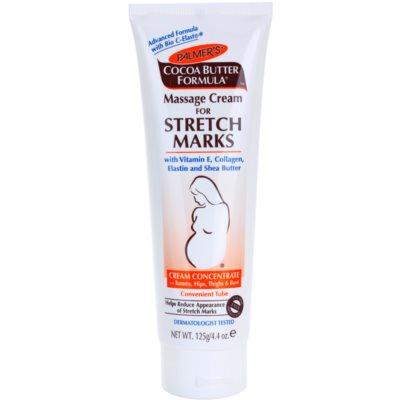 Massage Cream To Treat Stretch Marks