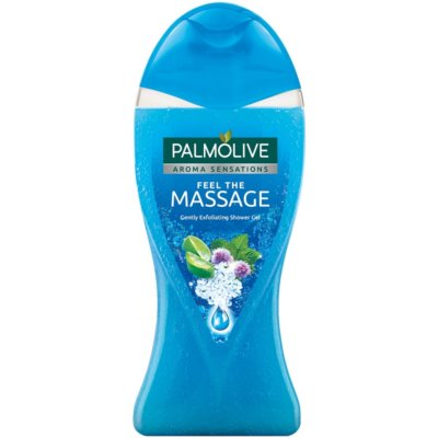 Palmolive Aroma Sensations Feel The Massage Shower Gel with Exfoliating Effect