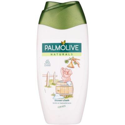 Palmolive Naturals Kids gel bain et douche pour enfant