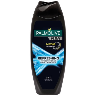 Palmolive Men Refreshing Douchegel voor Mannen  2 in 1