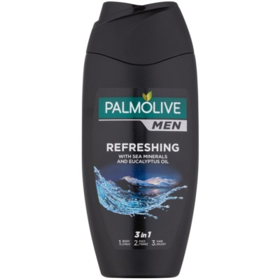 Palmolive Men Refreshing Douchegel voor Mannen  3in1