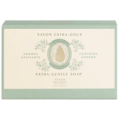 Panier des Sens Almond extra jemné přírodní mýdlo