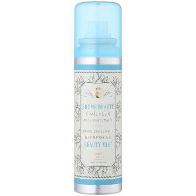 spray refrescante para rostro y cuerpo