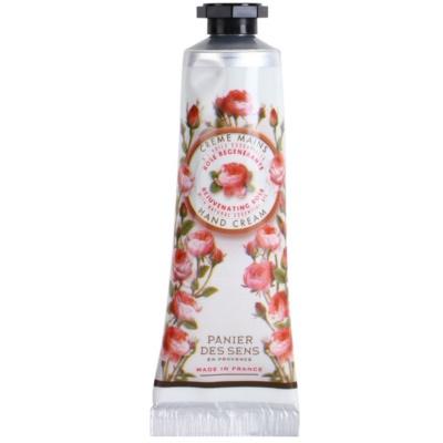 Panier des Sens Rose crema rejuvenecedora para manos