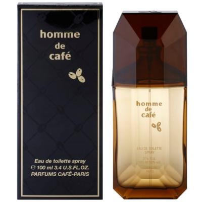 Parfums Café Homme de Café eau de toilette pour homme