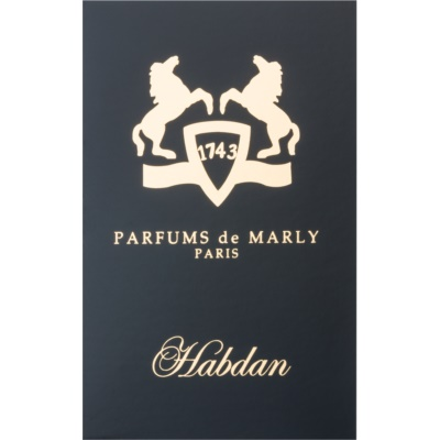 Parfums De Marly Habdan Royal Essence eau de parfum unissexo