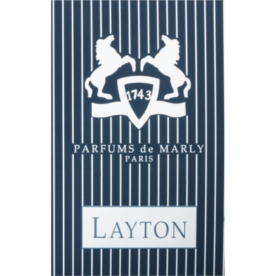 Parfums De Marly Layton Royal Essence Eau de Parfum unisex 1,2 μλ