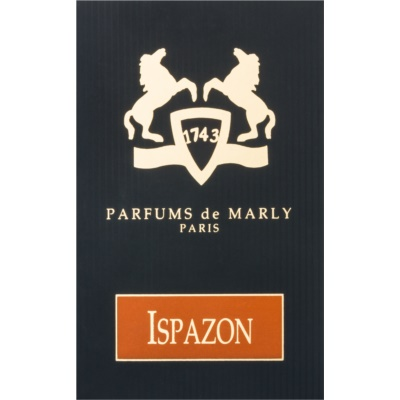 Parfums De Marly Ispazon Royal Essence eau de parfum férfiaknak