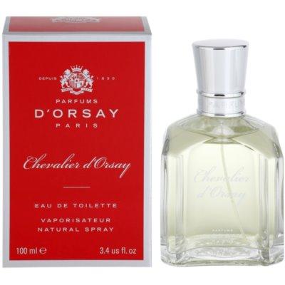 Parfums D'Orsay Chevalier D'Orsay eau de toilette pour homme