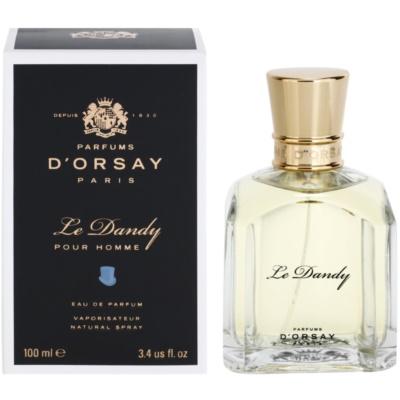 Parfums D'Orsay Le Dandy Pour Homme eau de parfum per uomo