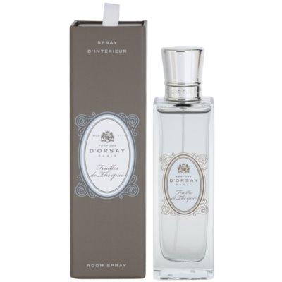 Parfums D'Orsay Feuilles de Thé Épice odświeżacz w aerozolu