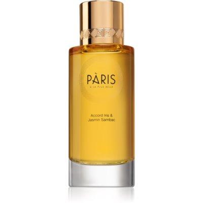 Pàris à la plus belle Oriental Floral eau de parfum para mujer