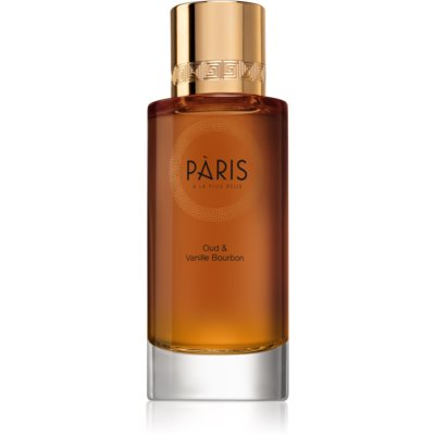 Pàris à la plus belle Exquisite Woodiness Eau de Parfum for Women
