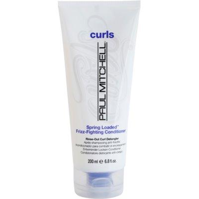 kondicionér pro nepoddajné a krepatějící se vlasy