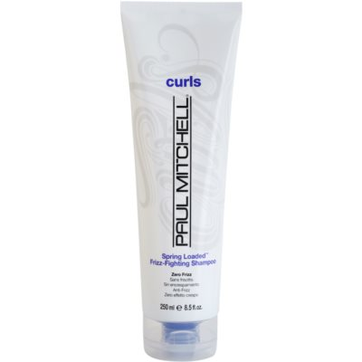 šampon pro nepoddajné a krepatějící se vlasy