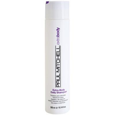 objemový šampon pro každodenní použití