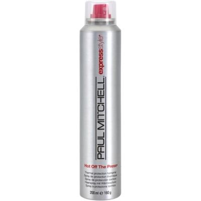 stylingový sprej pro tepelnou úpravu vlasů
