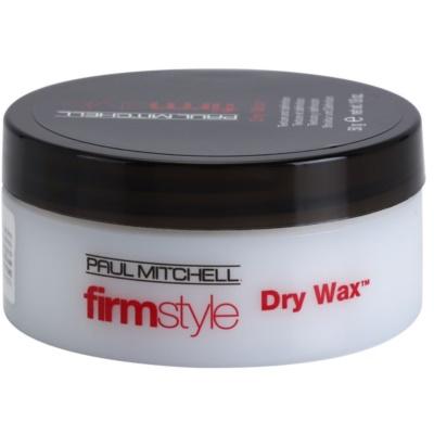 suchý vosk na vlasy pro dlouhotrvající zpevnění