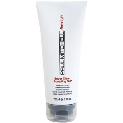 gel na vlasy pro definici a tvar