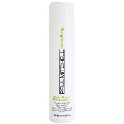 uhlazující šampon