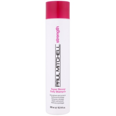 posilující šampon pro každodenní použití