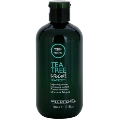 osvěžující šampon