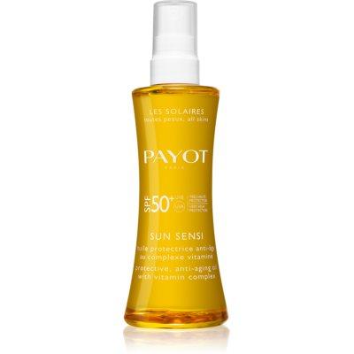 Sonnenöl für Körper und Haare SPF 50+