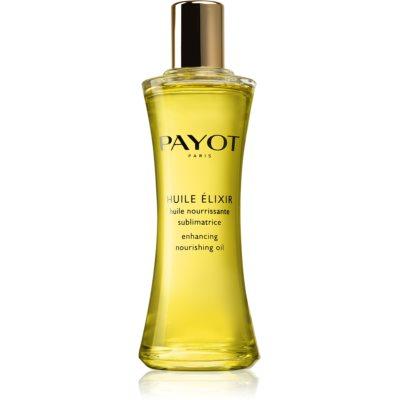 Payot Body Élixir olio nutriente per viso, corpo e capelli