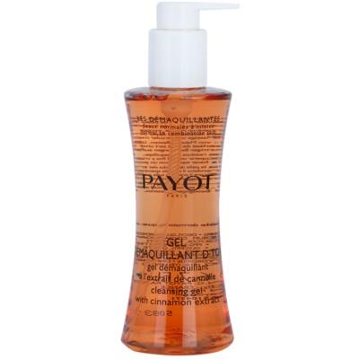 очищуючий гель для нормальної та змішаної шкіри