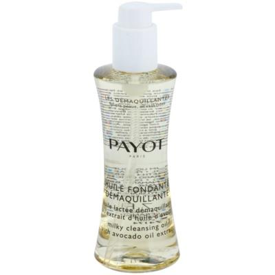 óleo desmaquilhante para todos os tipos de pele