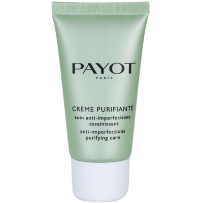 crema limpiadora contra las imperfecciones de la piel