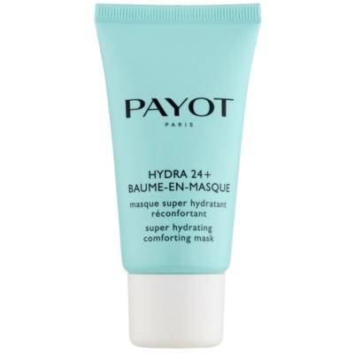 hydratační pleťová maska
