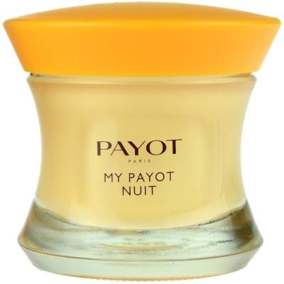 Payot My Payot crema de noapte revitalizanta  pentru piele normala