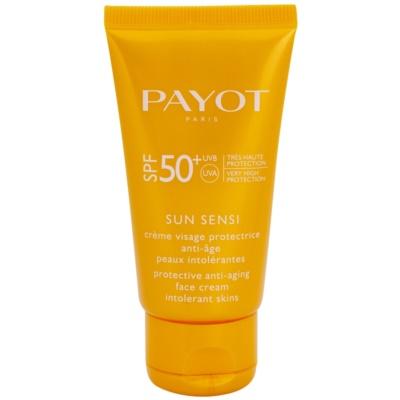 Protective Anti/Aging Face Cream Intolerant Skin