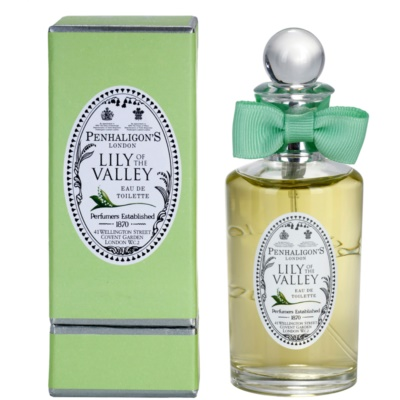 Penhaligon's Lily of the Valley eau de toilette nőknek